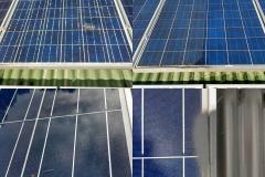 Solar Panel Damage