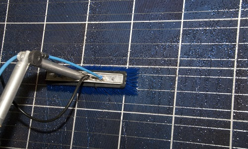 Solar Panel Cleaning Services Provider